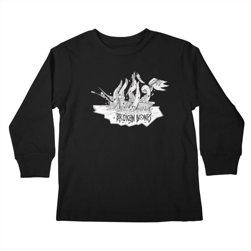 siete Kids Longsleeve T-Shirt by CYCLOPS PIRATE Artist Shop