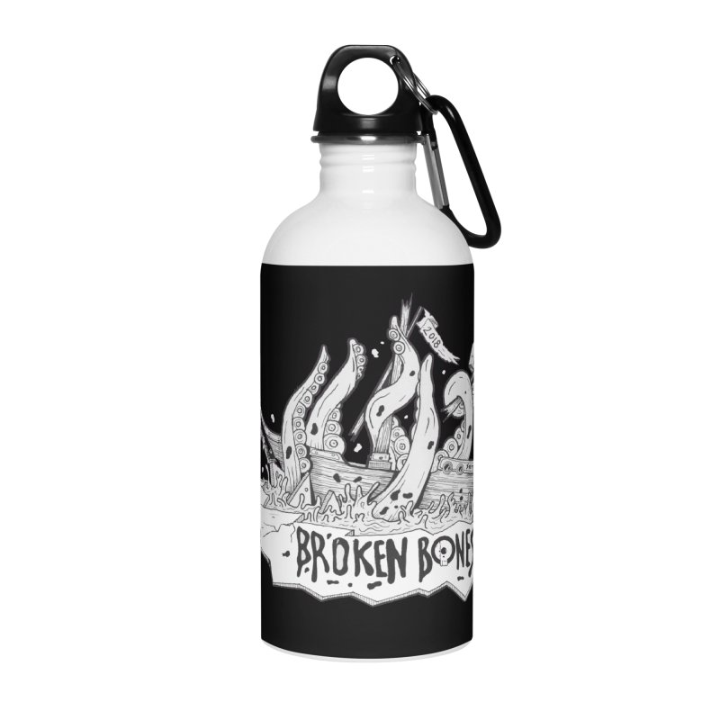 siete Accessories Water Bottle by CYCLOPS PIRATE Artist Shop