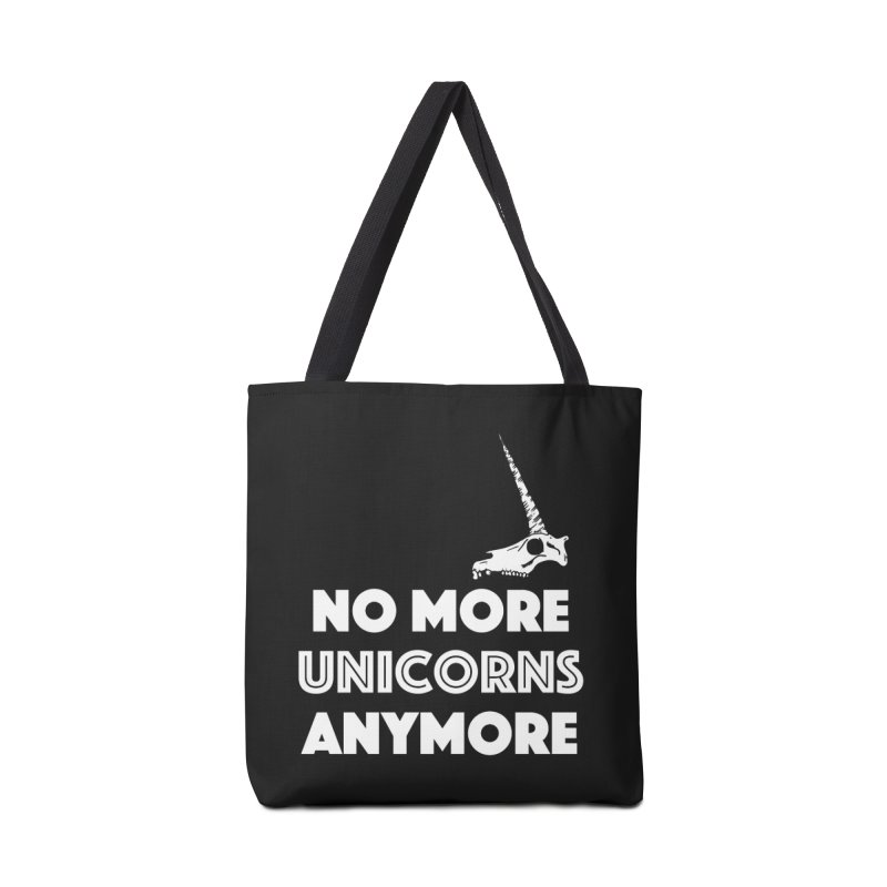 no more unicorns Accessories Bag by CYCLOPS PIRATE Artist Shop