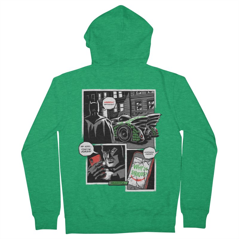 Siriously? Women's French Terry Zip-Up Hoody by CPdesign's Artist Shop