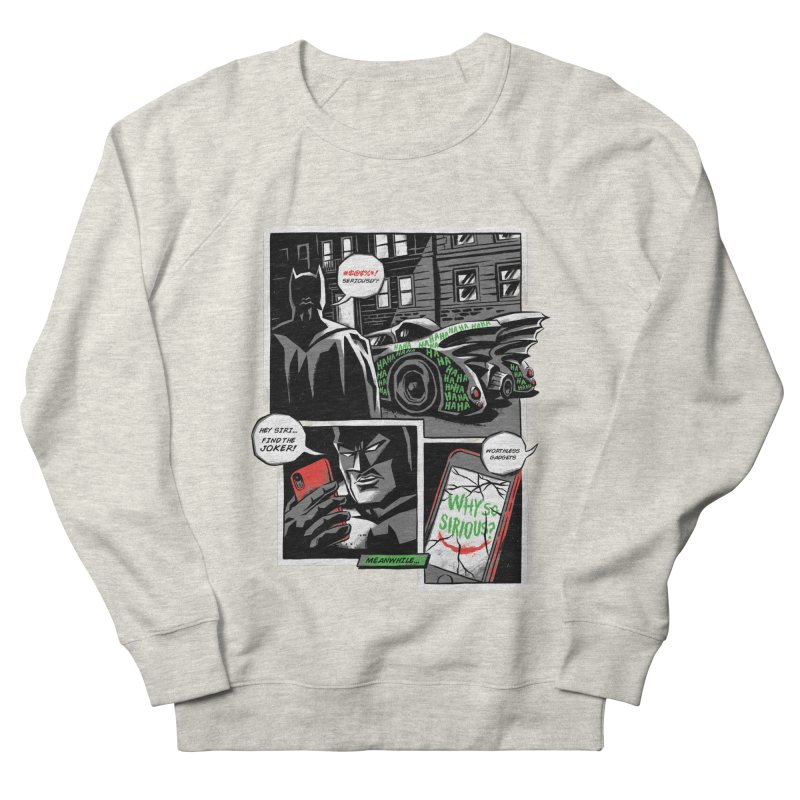 Siriously? Women's French Terry Sweatshirt by CPdesign's Artist Shop