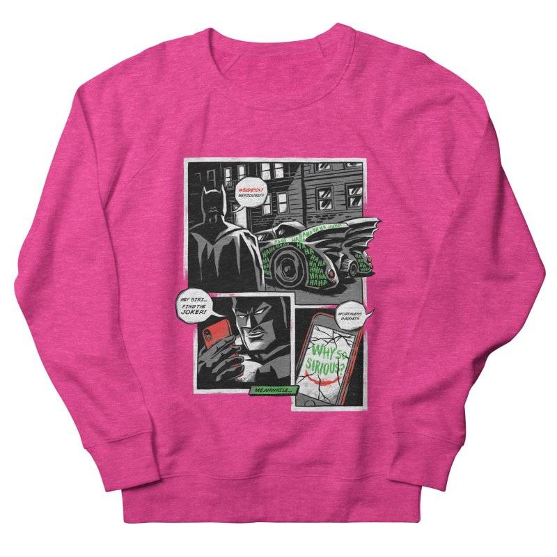 Siriously? Men's French Terry Sweatshirt by CPdesign's Artist Shop