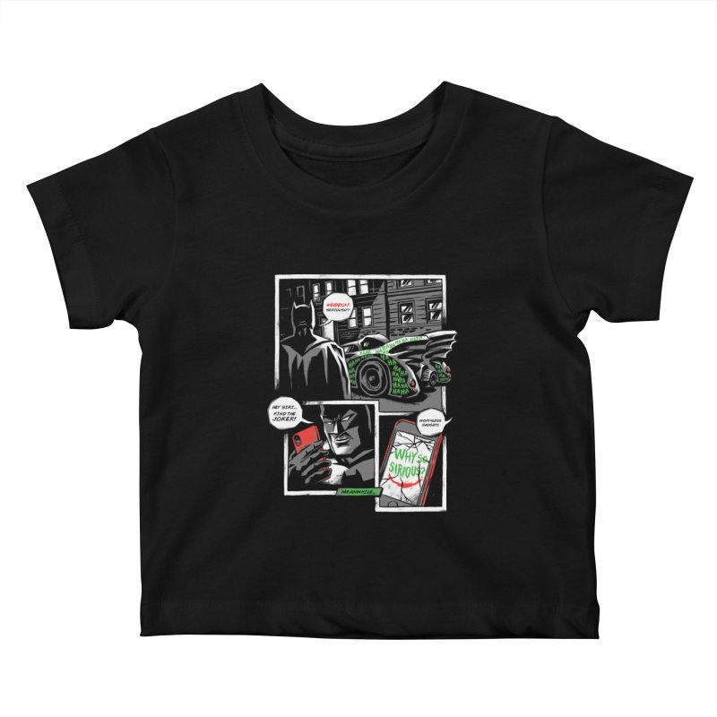 Siriously? Kids Baby T-Shirt by CPdesign's Artist Shop