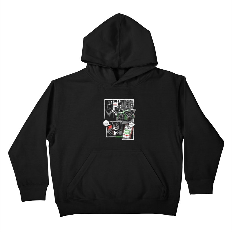 Siriously? Kids Pullover Hoody by CPdesign's Artist Shop