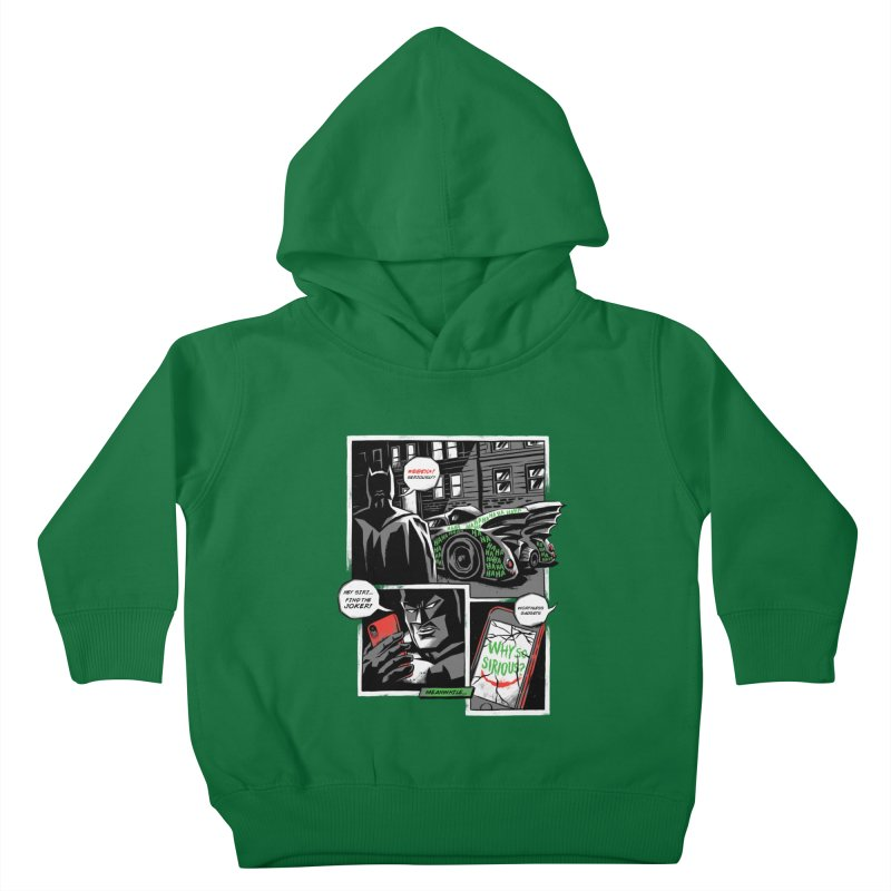 Siriously? Kids Toddler Pullover Hoody by CPdesign's Artist Shop