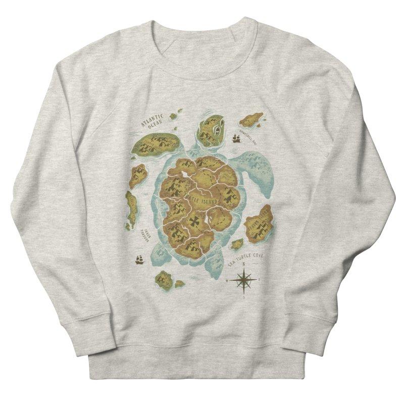 Turtle Island Women's Sweatshirt by CPdesign's Artist Shop