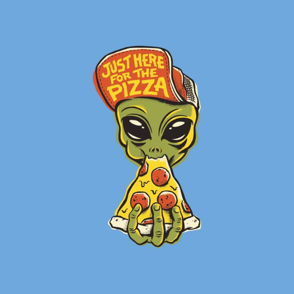 image for Here For Pizza