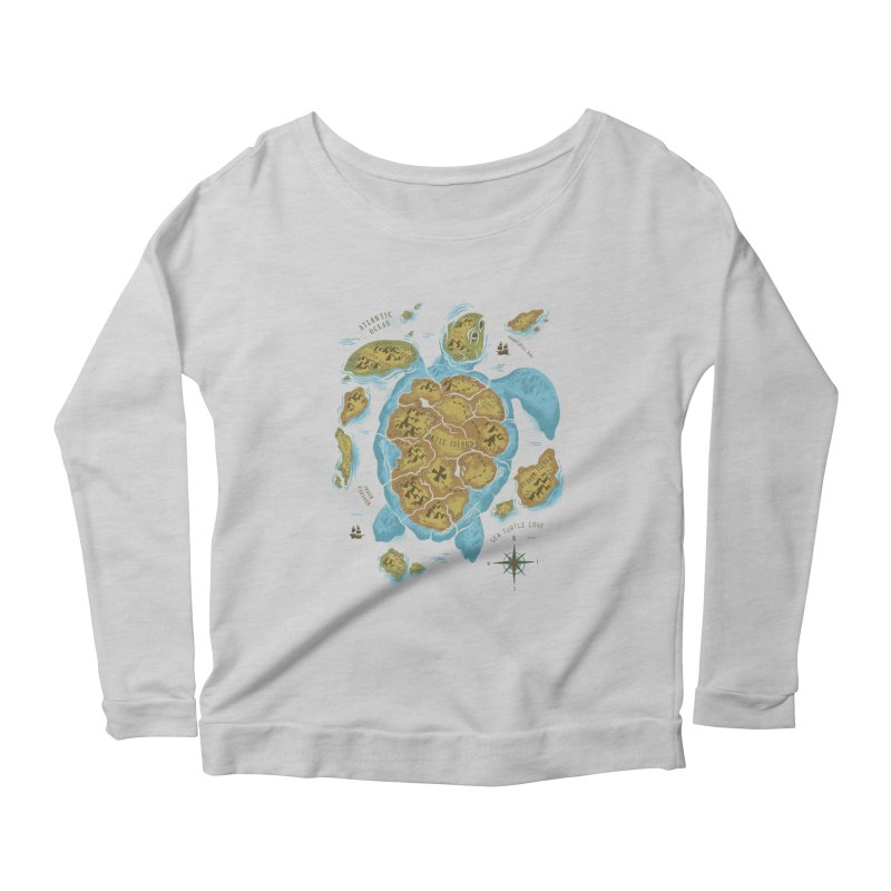 Sea Turtle Island   by CPdesign's Artist Shop