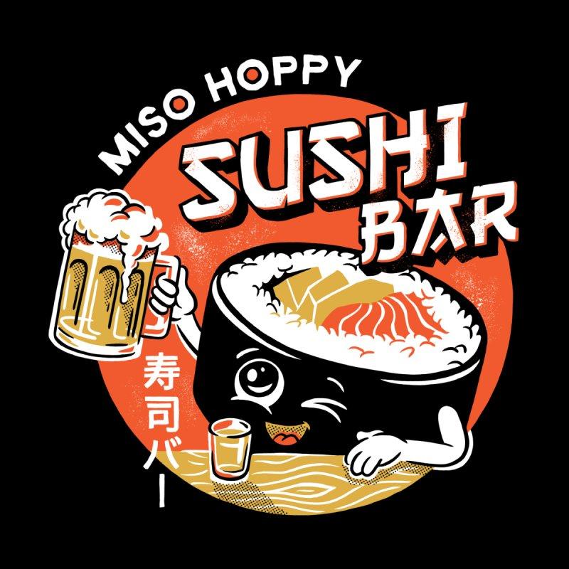 Sushi Bar - black variant by CPdesign's Artist Shop