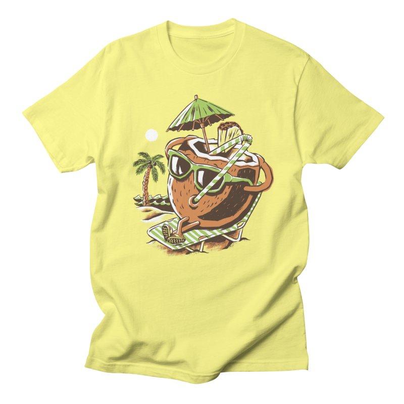 Livin the Dream Men's T-Shirt by CPdesign's Artist Shop