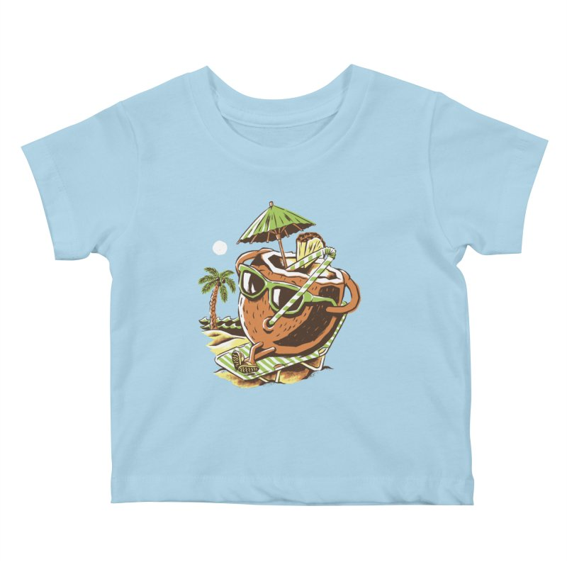 Livin the Dream Kids Baby T-Shirt by CPdesign's Artist Shop