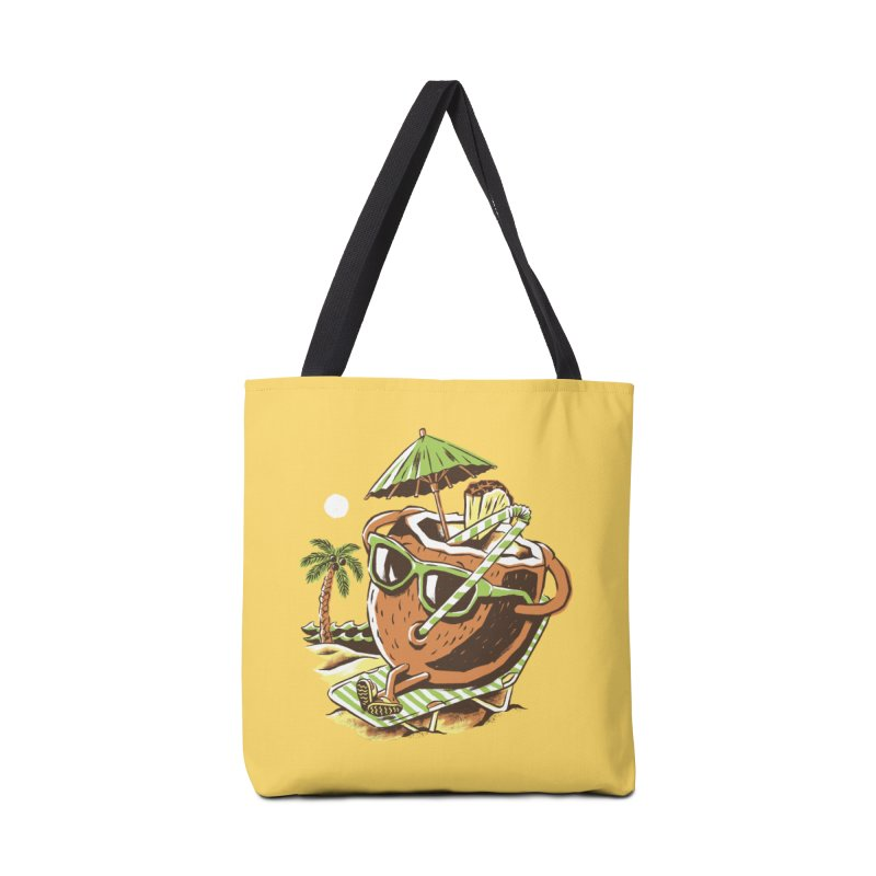 Livin the Dream Accessories Tote Bag Bag by CPdesign's Artist Shop
