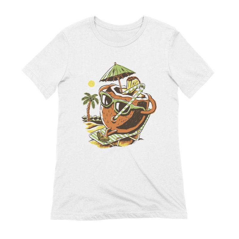 Living the Dream Women's Extra Soft T-Shirt by CPdesign's Artist Shop
