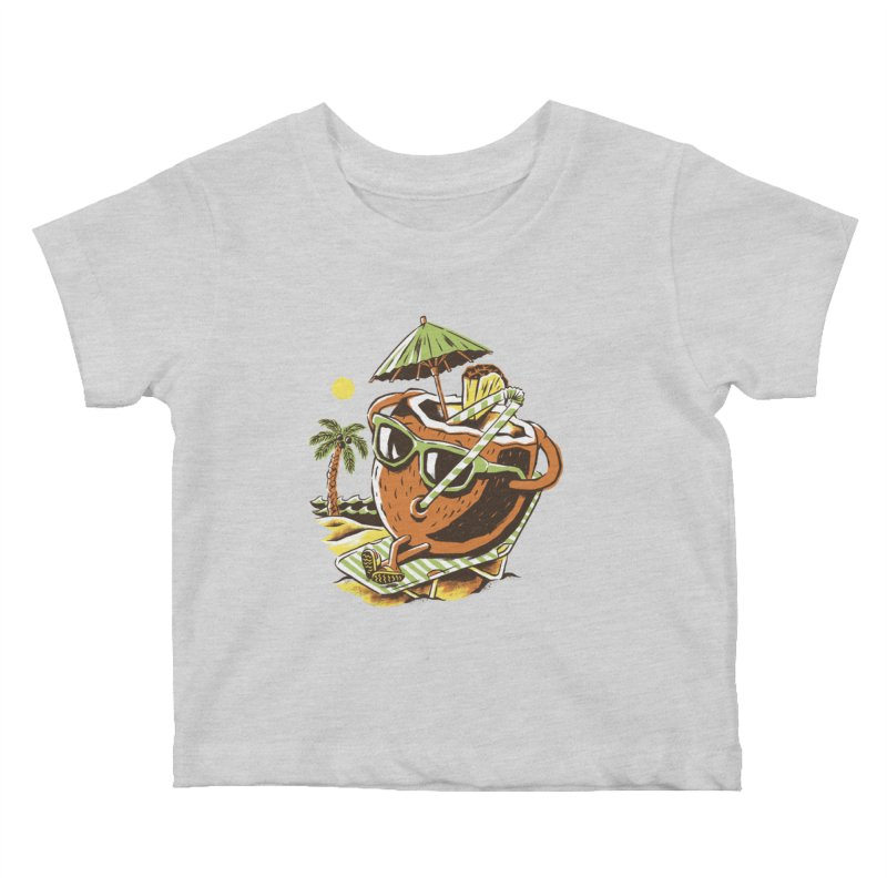 Living the Dream Kids Baby T-Shirt by CPdesign's Artist Shop