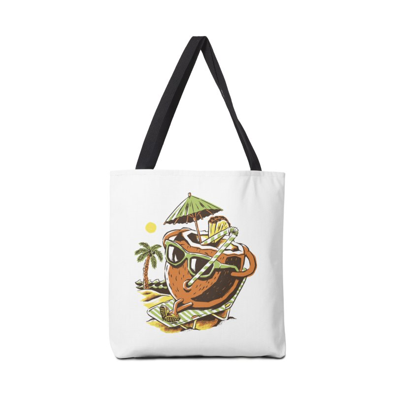 Living the Dream Accessories Tote Bag Bag by CPdesign's Artist Shop