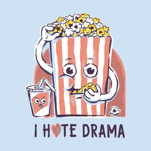 Design for I Hate Drama