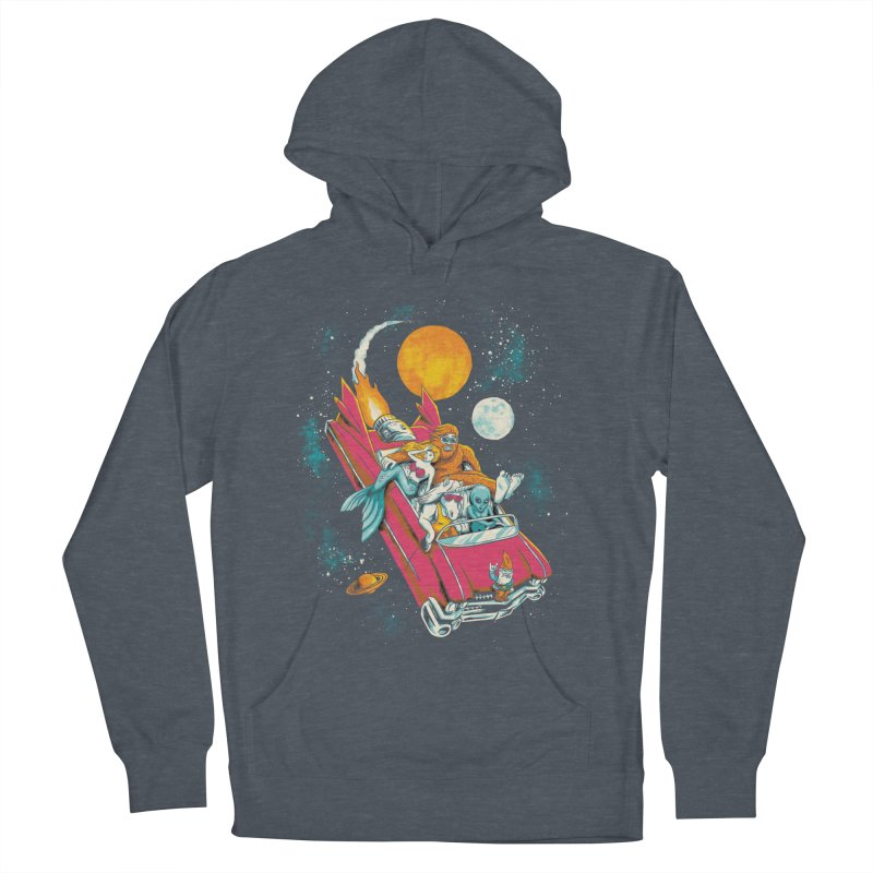 Fantasy Voyage Women's Pullover Hoody by CPdesign's Artist Shop