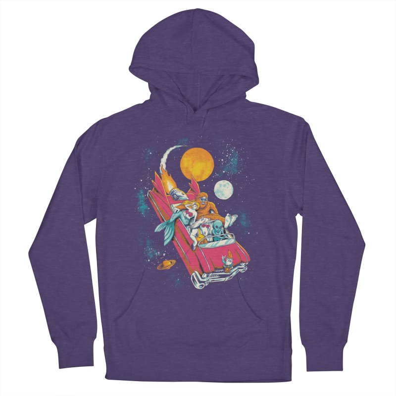 Fantasy Voyage Men's Pullover Hoody by CPdesign's Artist Shop