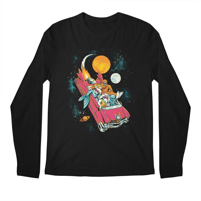 Fantasy Voyage Men's Longsleeve T-Shirt by CPdesign's Artist Shop