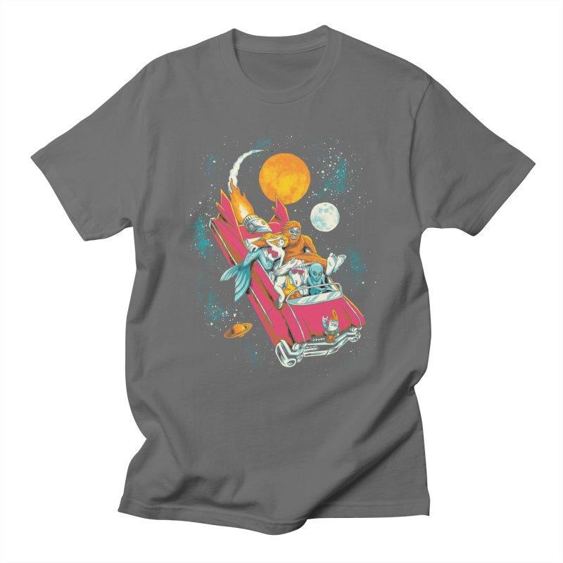 Fantasy Voyage Women's Regular Unisex T-Shirt by CPdesign's Artist Shop
