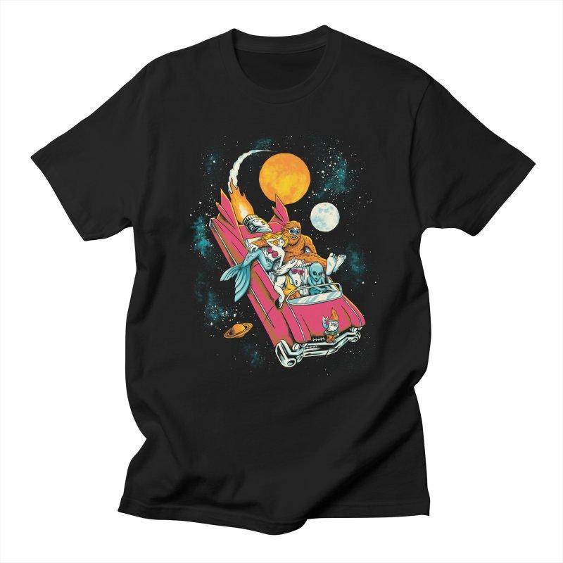 Fantasy Voyage Women's Unisex T-Shirt by CPdesign's Artist Shop