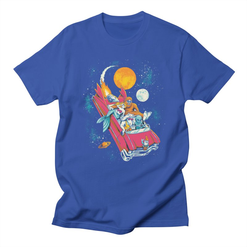 Fantasy Voyage Men's T-shirt by CPdesign's Artist Shop