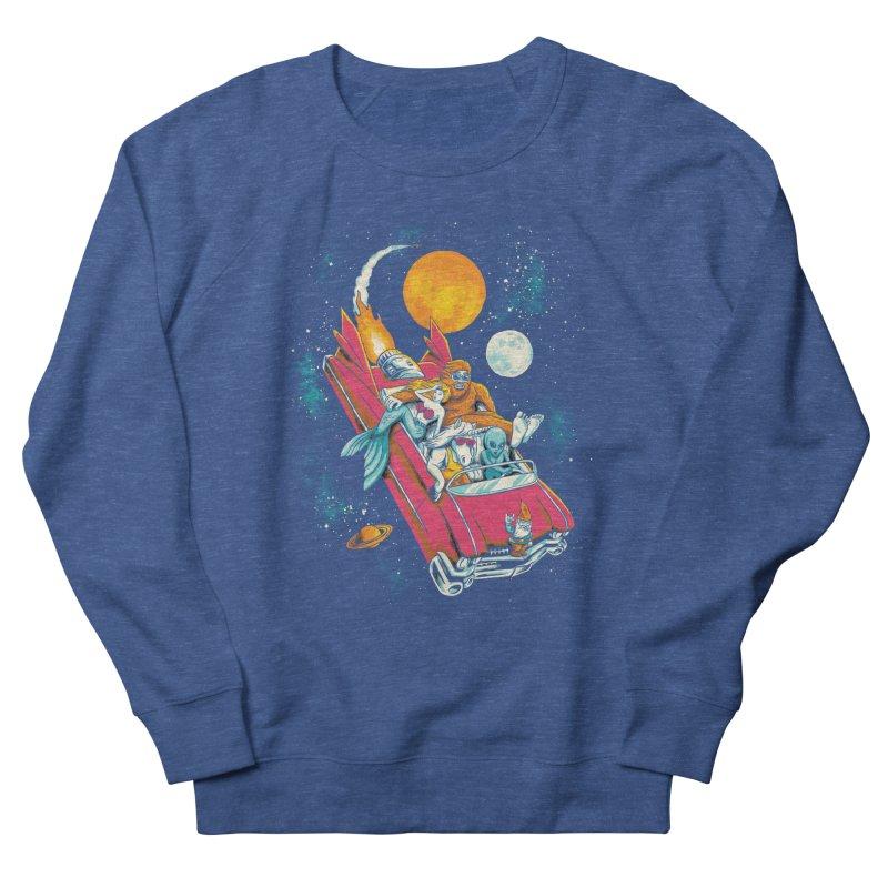 Fantasy Voyage Women's Sweatshirt by CPdesign's Artist Shop