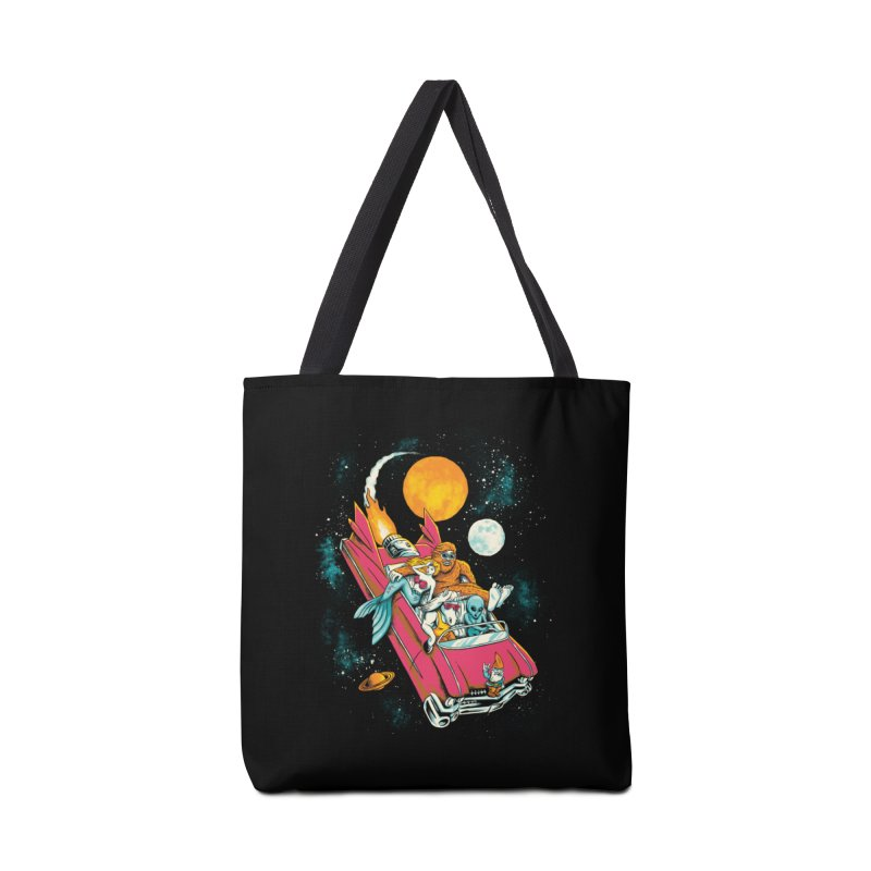 Fantasy Voyage Accessories Bag by CPdesign's Artist Shop