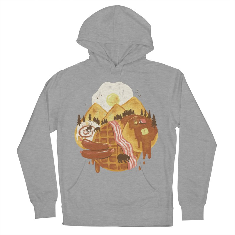 Breakfastscape Women's Pullover Hoody by CPdesign's Artist Shop