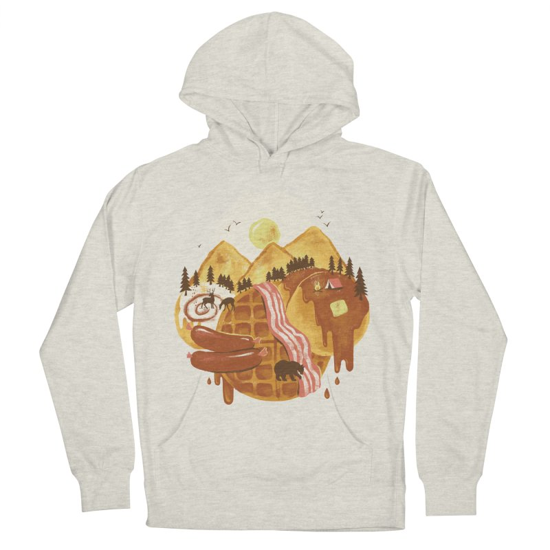 Breakfastscape Men's Pullover Hoody by CPdesign's Artist Shop