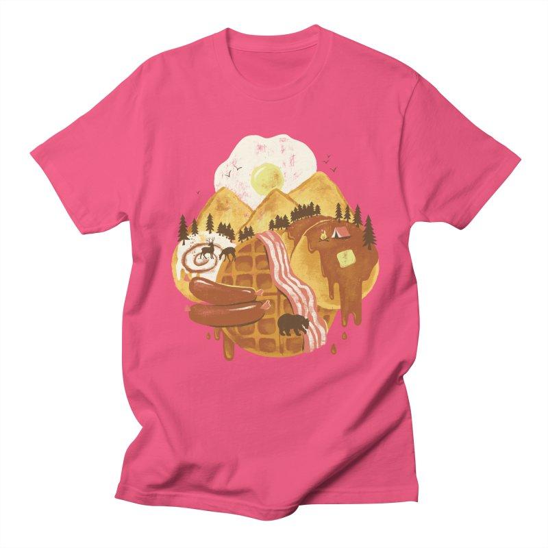 Breakfastscape Women's Unisex T-Shirt by CPdesign's Artist Shop