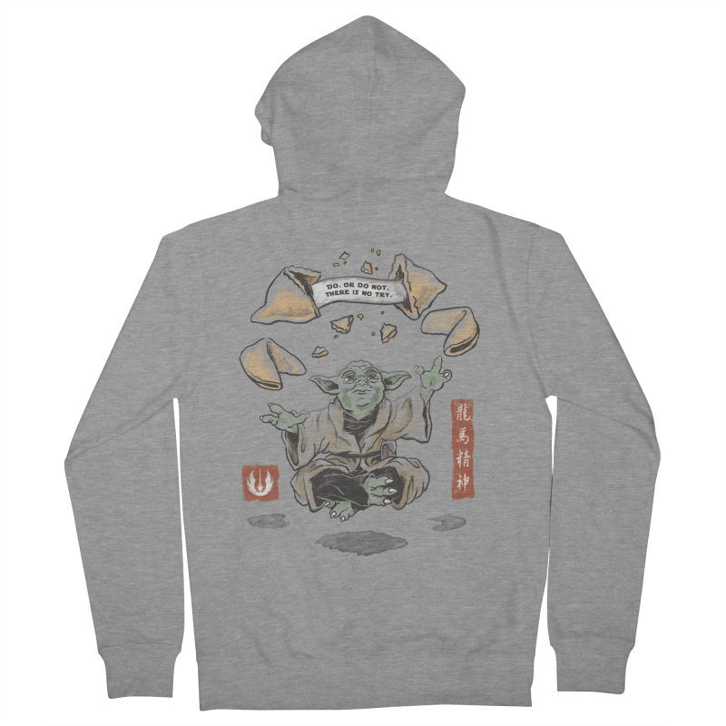Forced Fortune Men's Zip-Up Hoody by CPdesign's Artist Shop