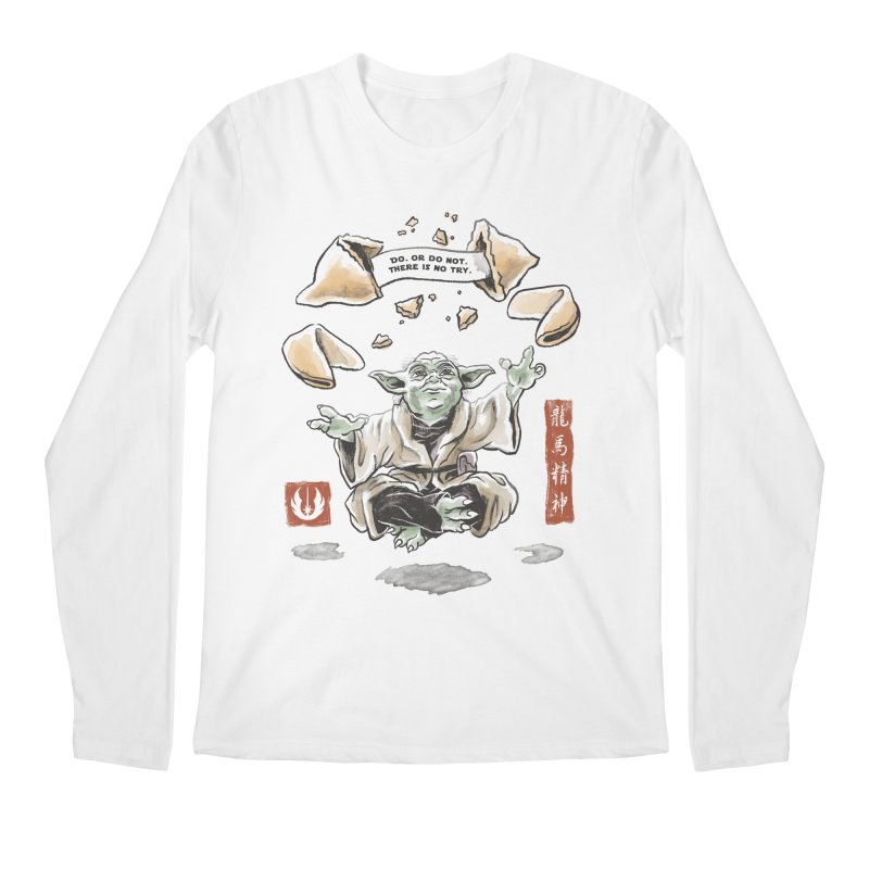 Forced Fortune Men's Longsleeve T-Shirt by CPdesign's Artist Shop