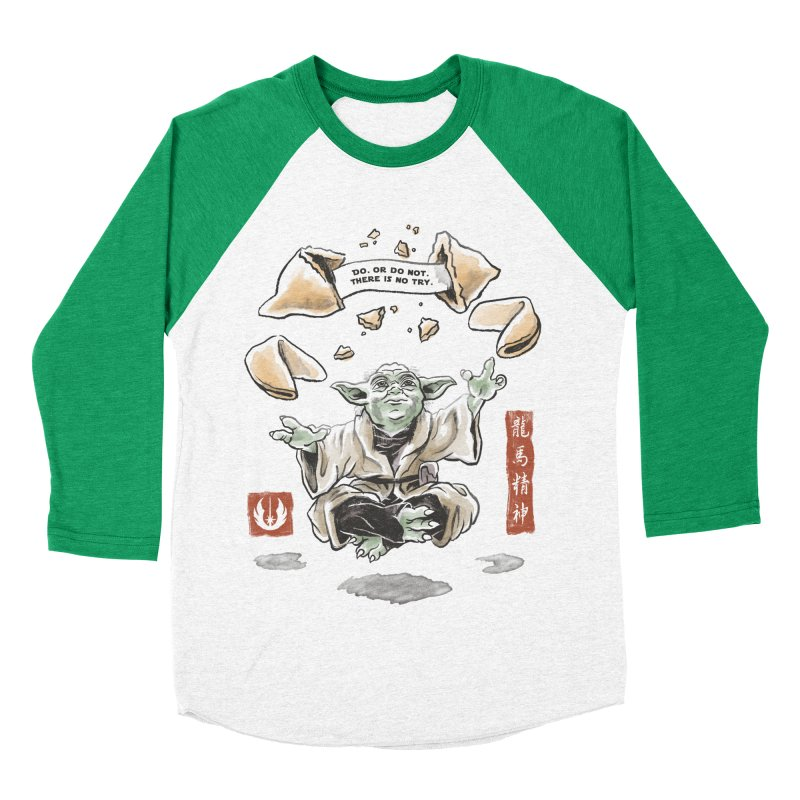 Forced Fortune Women's Baseball Triblend Longsleeve T-Shirt by CPdesign's Artist Shop