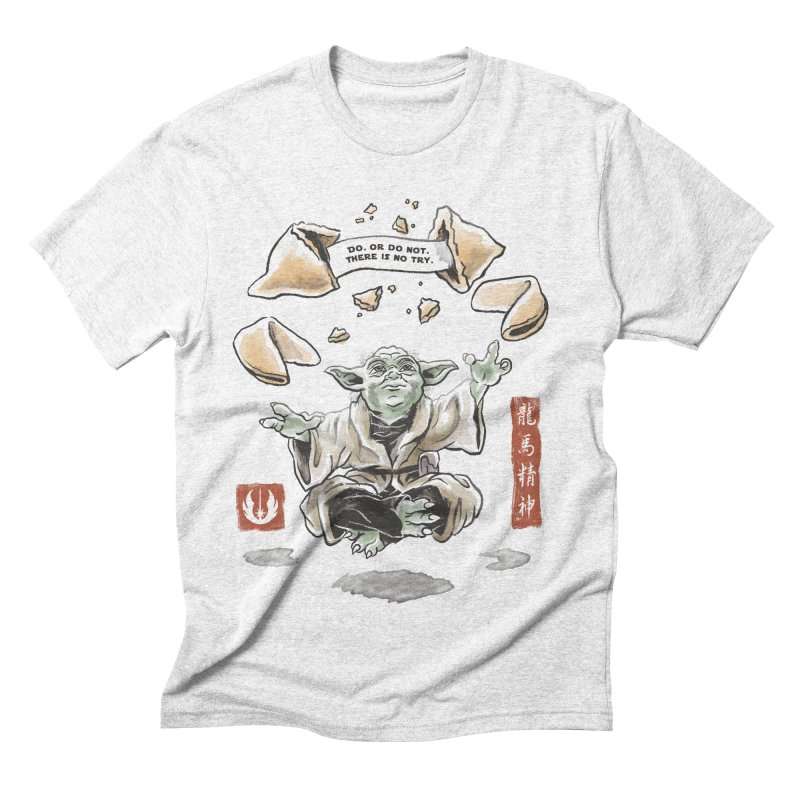 Forced Fortune Men's Triblend T-shirt by CPdesign's Artist Shop