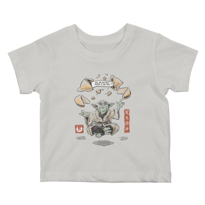 Forced Fortune Kids Baby T-Shirt by CPdesign's Artist Shop