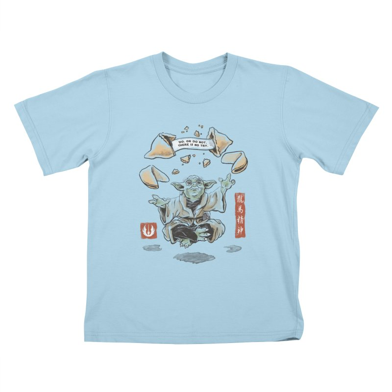 Forced Fortune Kids T-Shirt by CPdesign's Artist Shop