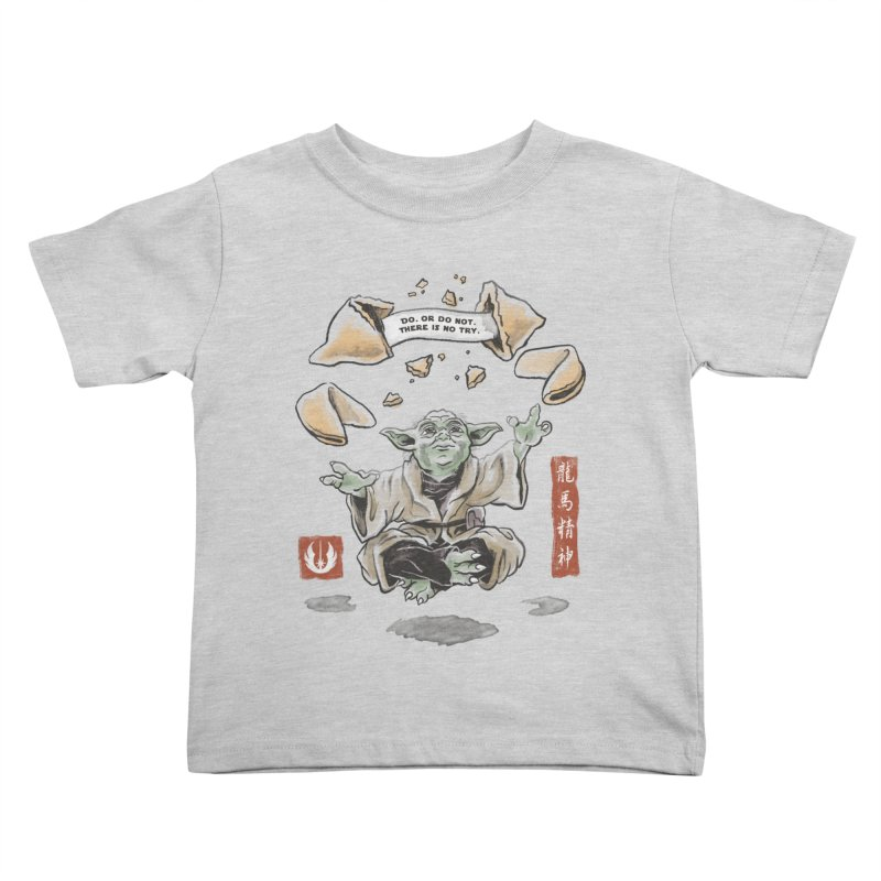 Forced Fortune Kids Toddler T-Shirt by CPdesign's Artist Shop