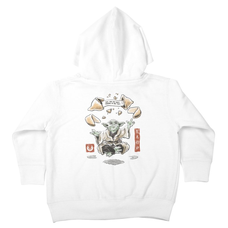 Forced Fortune Kids Toddler Zip-Up Hoody by CPdesign's Artist Shop