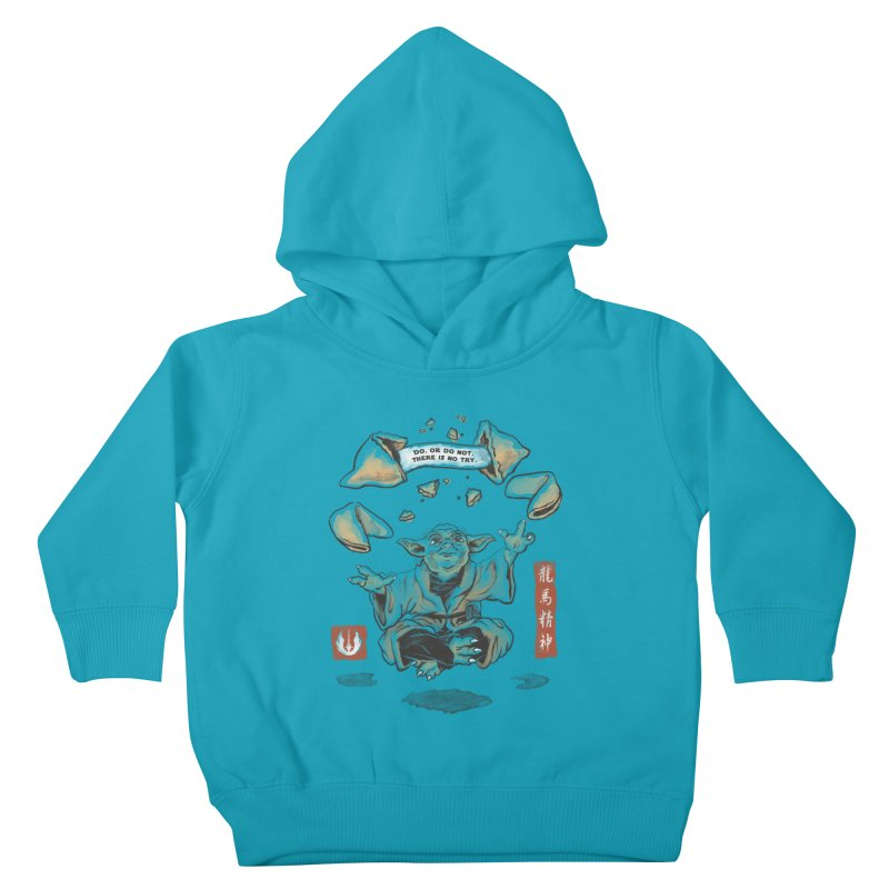 Forced Fortune Kids Toddler Pullover Hoody by CPdesign's Artist Shop