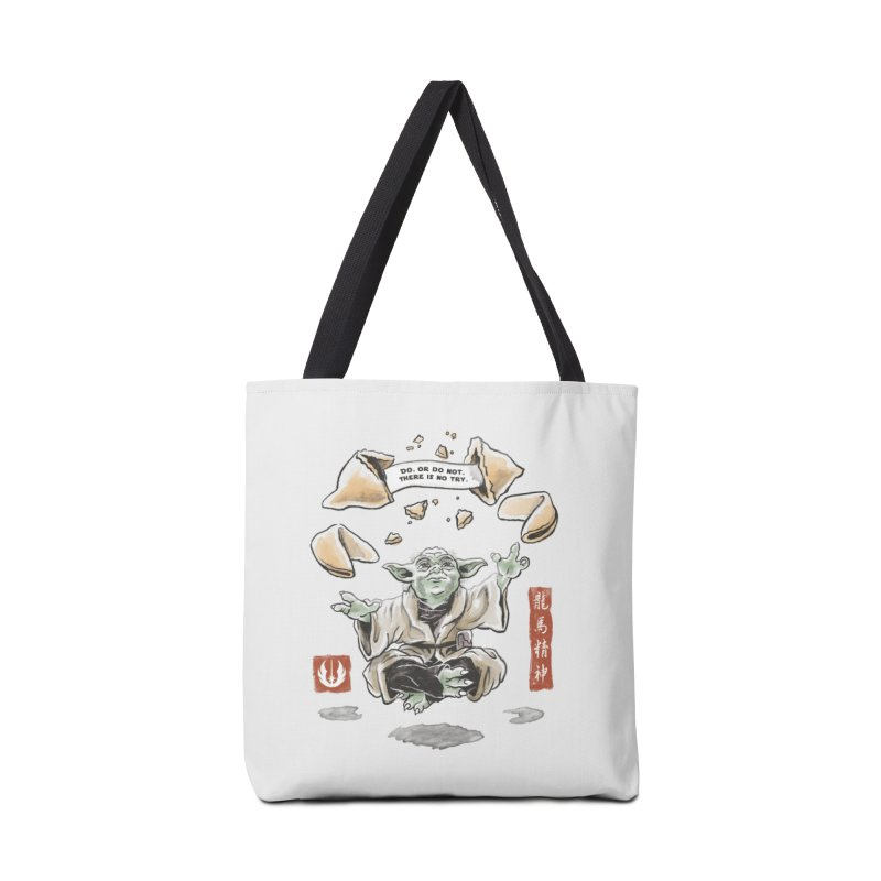 Forced Fortune Accessories Bag by CPdesign's Artist Shop