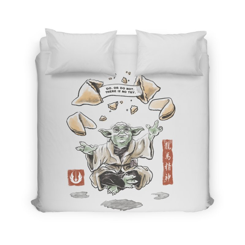 Forced Fortune Home Duvet by CPdesign's Artist Shop