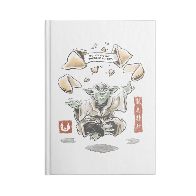Forced Fortune Accessories Notebook by CPdesign's Artist Shop