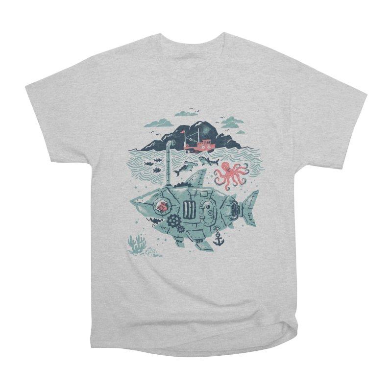 Crabby's Revenge Women's Heavyweight Unisex T-Shirt by CPdesign's Artist Shop