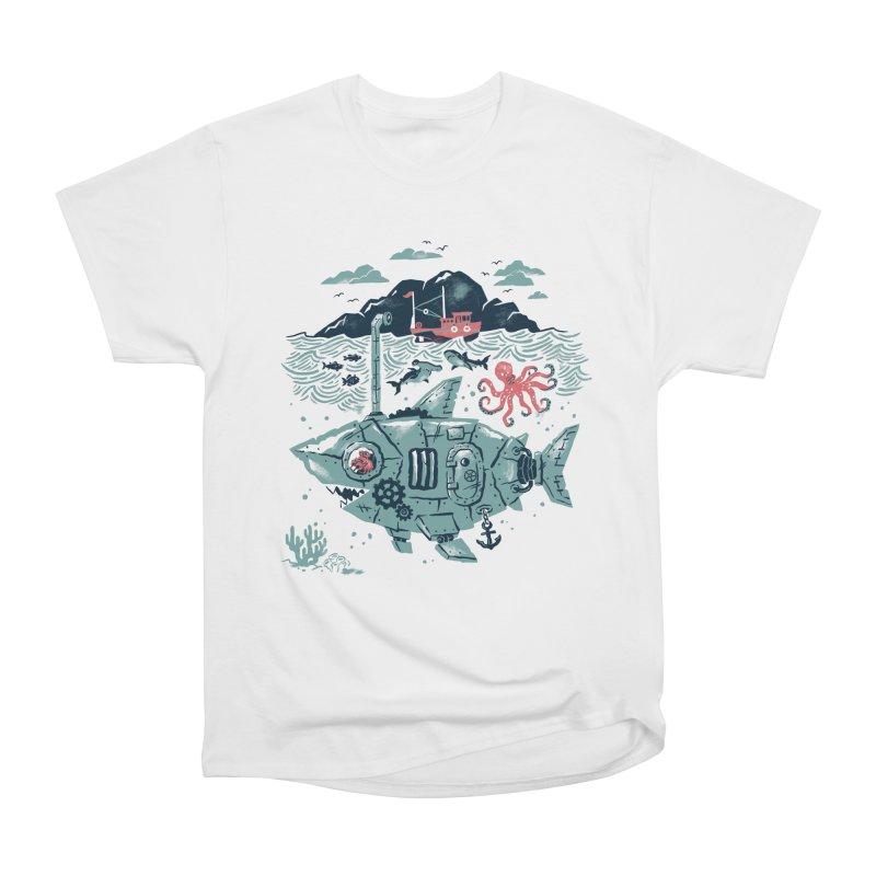 Crabby's Revenge Women's Classic Unisex T-Shirt by CPdesign's Artist Shop
