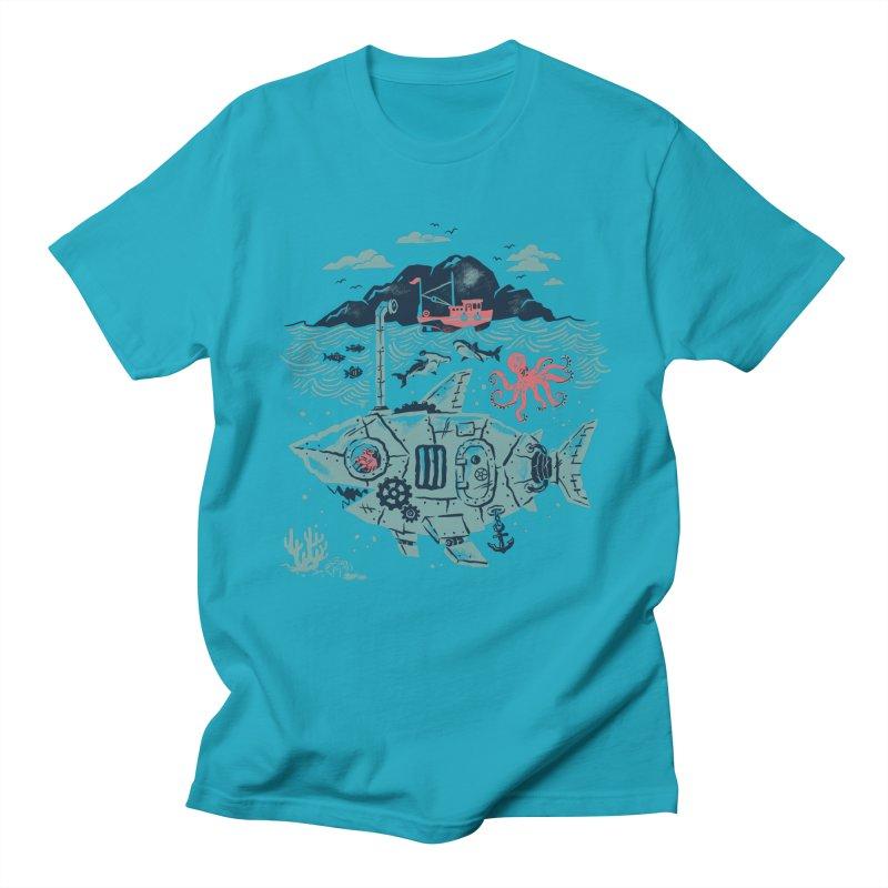 Crabby's Revenge Women's Regular Unisex T-Shirt by CPdesign's Artist Shop