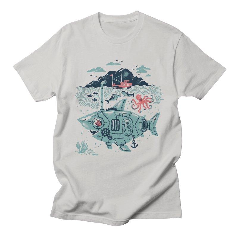 Crabby's Revenge Men's T-shirt by CPdesign's Artist Shop
