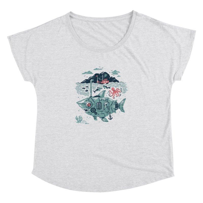 Crabby's Revenge Women's Dolman by CPdesign's Artist Shop