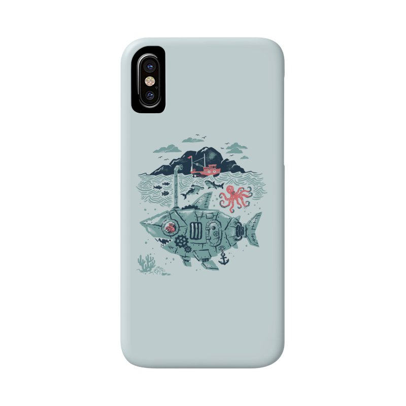 Crabby's Revenge Accessories Phone Case by CPdesign's Artist Shop