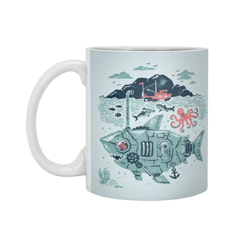Crabby's Revenge Accessories Mug by CPdesign's Artist Shop